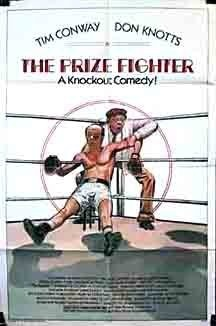 The Prize Fighter (1979) Don Knotts. Tim Conway.