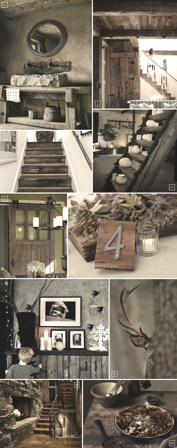 Rustic basement decor ideas we know how to do it for Rustic basement
