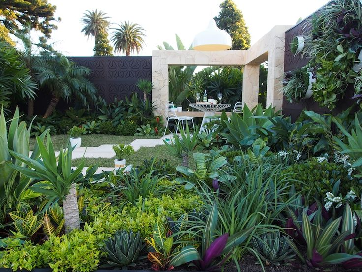 Backyard Garden Designs Pictures Australia : Backyards