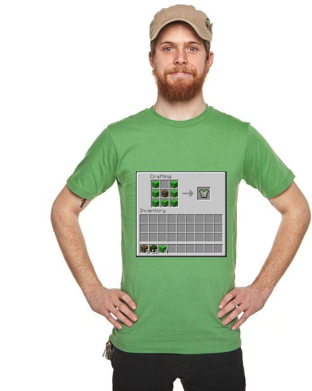 minecraft t shirt t shirts pinterest