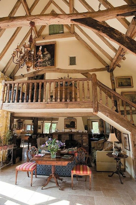 Barn Converted To A Home By Sacagawea Muh Crib Pinterest