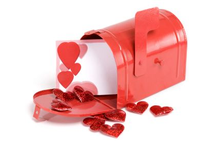 valentine's day mailbox instructions