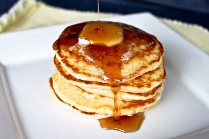 Good Old Fashioned Pancakes - Just like grandma used to make ...