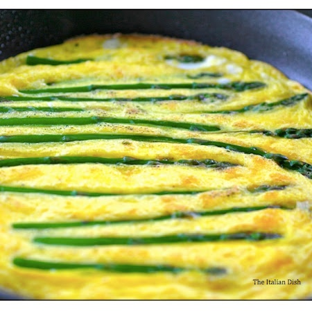 Asparagus Frittata | Favorite Recipes | Pinterest