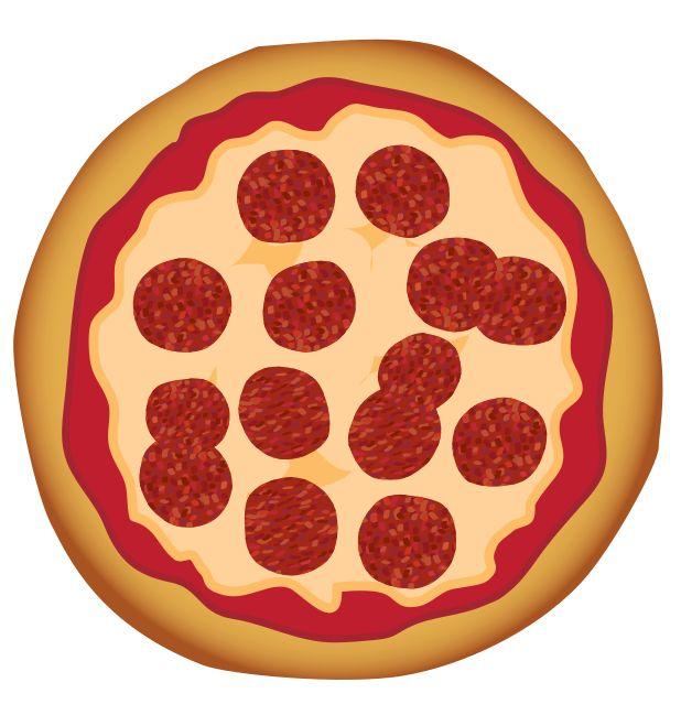 Clip Art Free Images Pizza