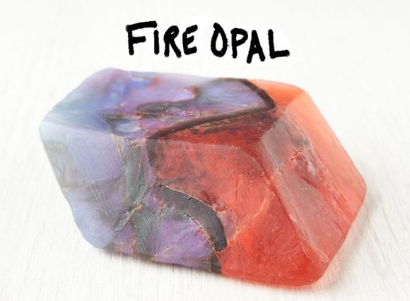 raw fire opal meaning