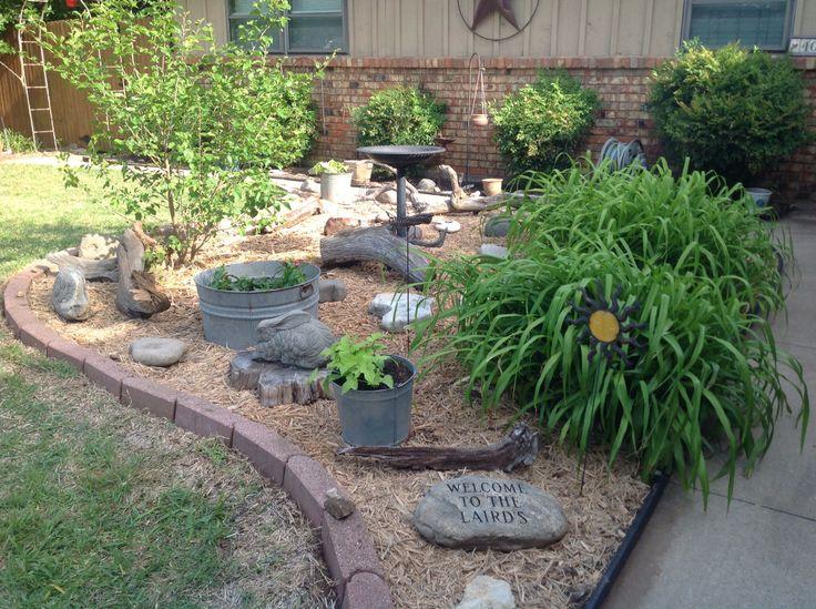 Rock garden gardening ideas pinterest for Garden designs pinterest