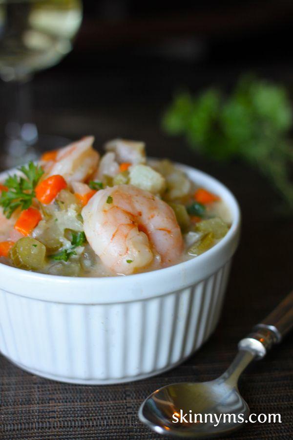 Seafood Chowder | Recipe