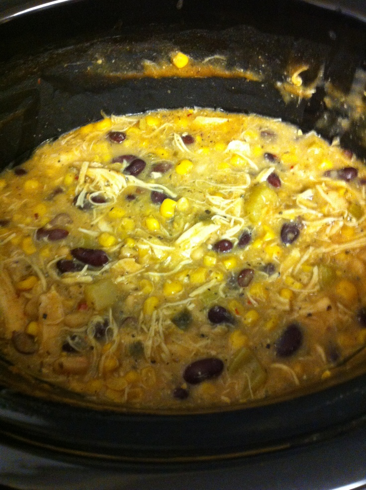 McCormick White Chicken Chili Recipe — Dishmaps
