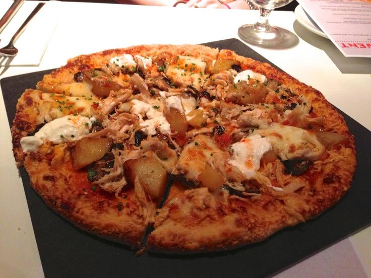 ... - Roast Chicken Breast, Garlic and Rosemary Potatoes, Marinated