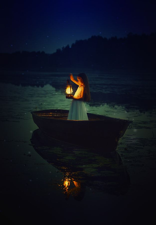 ...so she waits and watches, holding up the lantern until her arms ache and tremble, and she cannot suppress the hope that tonight he'll come at last...