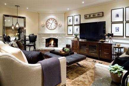 Cozy Living Room Interior Designs Pinterest