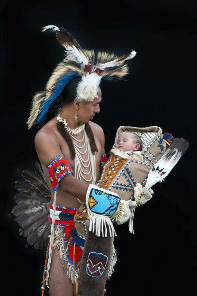native american fathers day cards