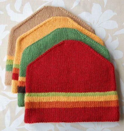70s ski hat. free pattern. purl bee. Knit Headwear ...
