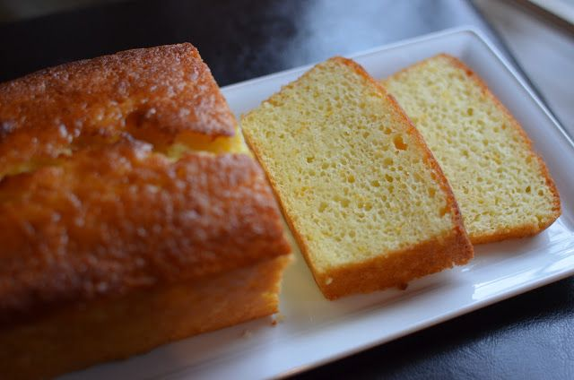 Orange Yogurt Loaf Cake | Recipes | Pinterest