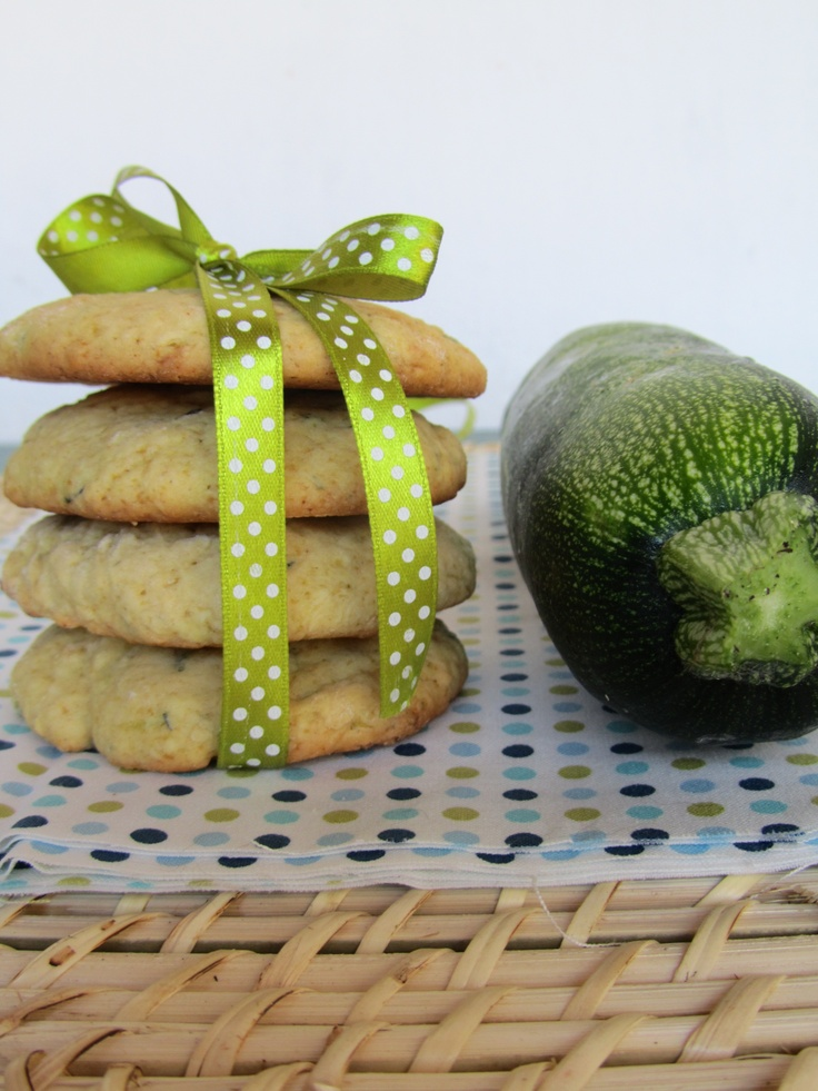 zucchini, lemon and ginger cookies | In the Kitchen | Pinterest