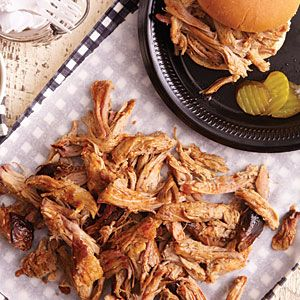... American Main Dishes | Slow-Roasted Pulled Pork | CookingLight.com
