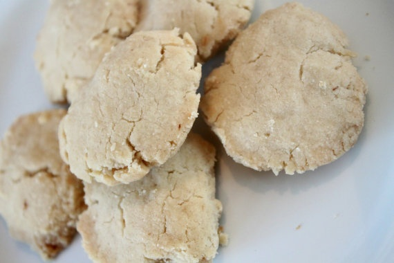 Classic Shortbread one dozen gourmet cookies by cookiemamas2, $12.99
