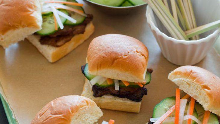 Pork Belly sliders | things I wanna make gf | Pinterest