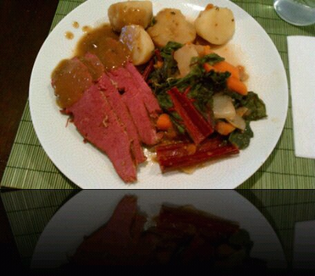 Guinness Braised Corned Beef | I Pity The Food | Pinterest