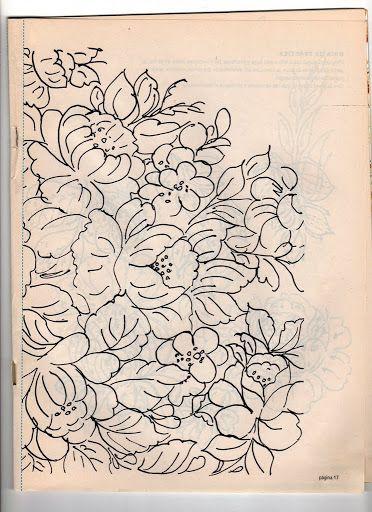 Pintura Decorativa - Flores 1 - TEREPINTURA - Álbumes web de Picasa