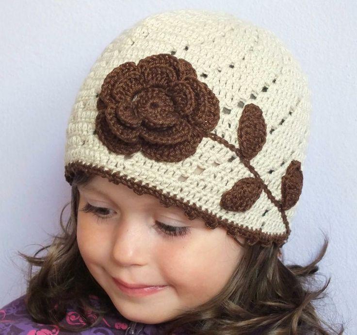 Crochet Patterns Hats For Toddlers : crochet kids hat Crochet ideas Pinterest