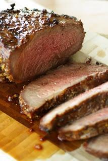 Saraplicious! Kitchen: Grilled Tri Tip Steak