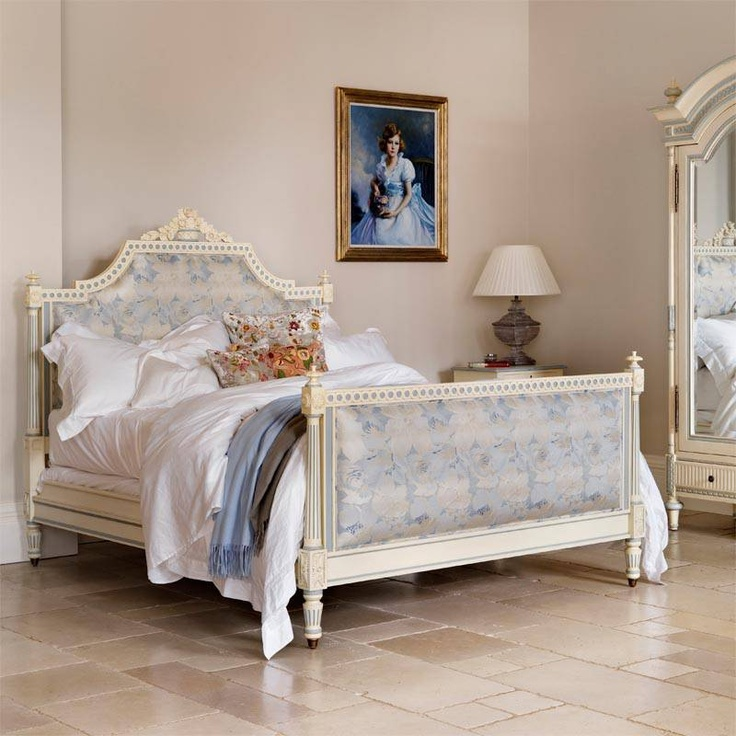 French style bed french country pinterest for French country style beds