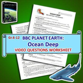 planet earth deep oceans worksheet answer key share the knownledge. Black Bedroom Furniture Sets. Home Design Ideas