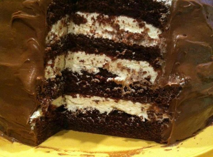 Chocolate Ding Dong Cake! | Food & Drink YUMS! | Pinterest