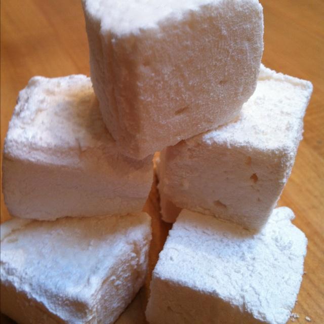 Springy, Fluffy Marshmallows Recipe — Dishmaps