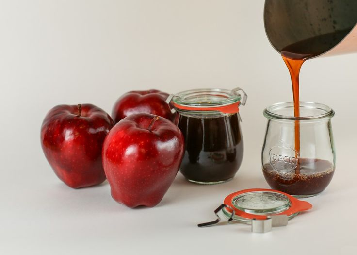 ... Cider Syrup and a recipe for New England Boiled Cider Baked Beans