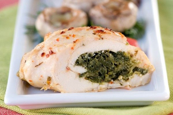 Chicken Divan Filled with Broccoli & Gruyere Cheese with a Sherry ...