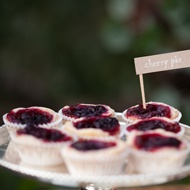 mini cherry pies | The Sunday Sweet | Pinterest