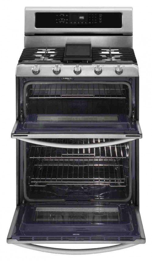 KitchenAid Dual Fuel Range  Kitchens  Pinterest -> Kitchenaid Oven