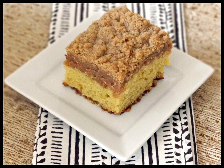 Martha's Classic Crumb Cake | Want to try Recipes | Pinterest