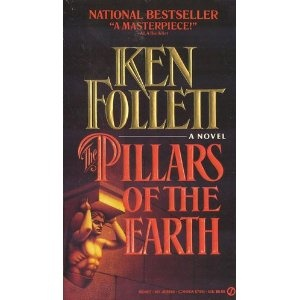 pillars of the earth book report