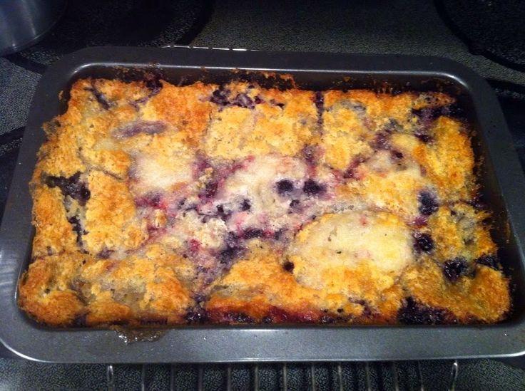 Black Raspberry Cobbler | edible delights... | Pinterest