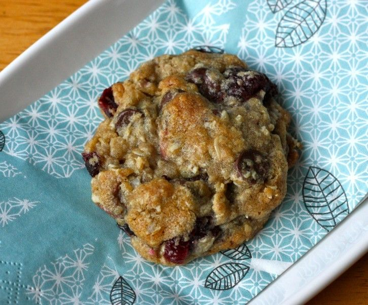 Oatmeal chocolate cherry cookies | Favorite Recipes | Pinterest