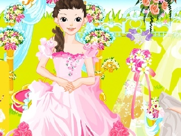 dress up games free online wedding