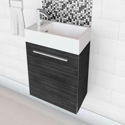Space Saver Bathroom Sink : Cutler bathroom space saver vanity Home Ideas Pinterest