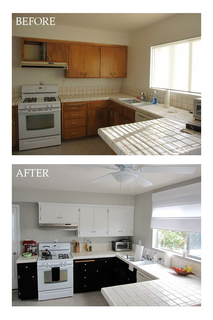 diy kitchen update for the home organizing pinterest