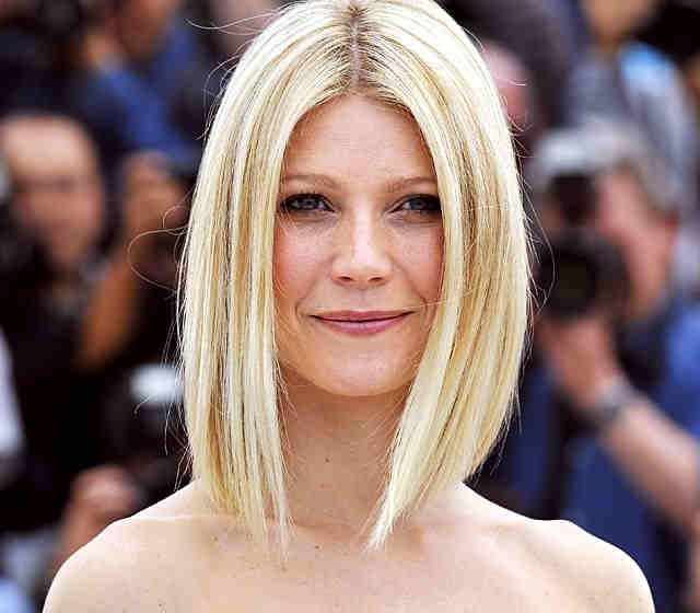 hair band hairstyles : Gwyneth Paltrow Hairstyle/Hair Color Inspirations Pinterest