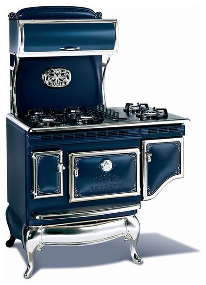 ... electric ranges by Elmira Stove Works, great for small cottage kitchen