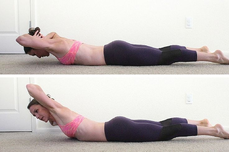 Banish Back Fat With These 3 Moves images