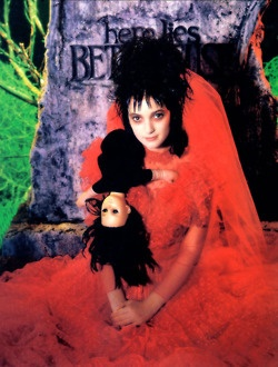 Winona Ryder, Beetlejuice, 1988