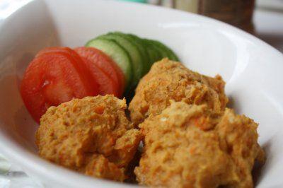 Sweet Potato Falafel | Glow Kitchen | veggieyum | Pinterest