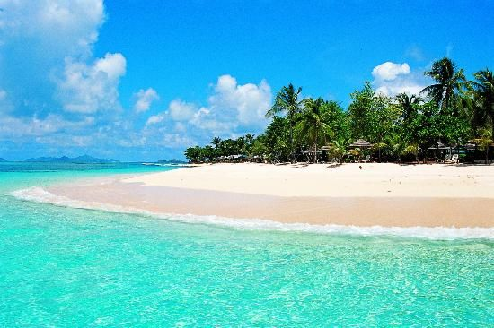 Palm Island Saint Vincent and the Grenadines