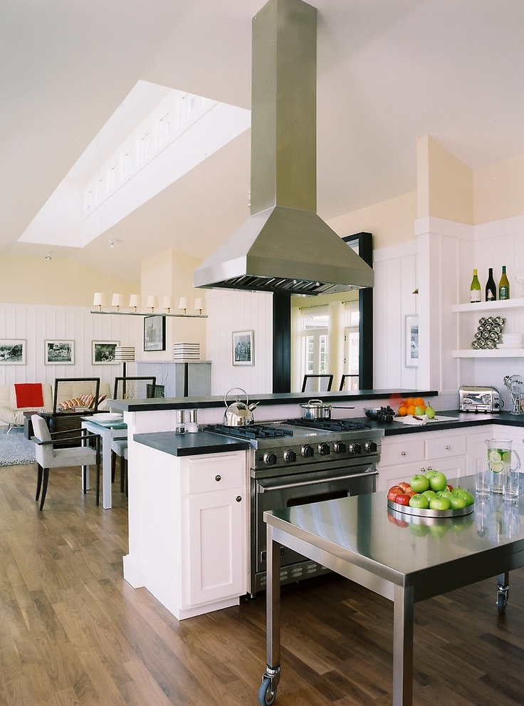 Modern Farmhouse Kitchens Dream Home Pinterest