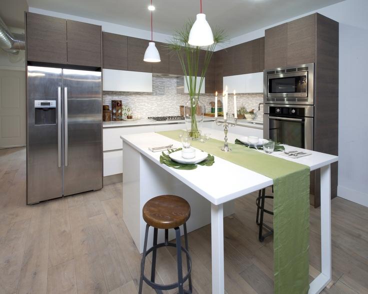 Eating space via kitchen cousins, episode 13: condo combo, kitchen 2
